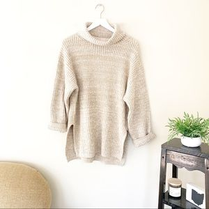 Urban Outfitters Cowl Neck Oversized Sweater